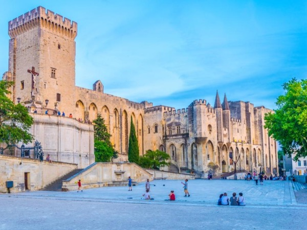Avignon - A Must see in Provence