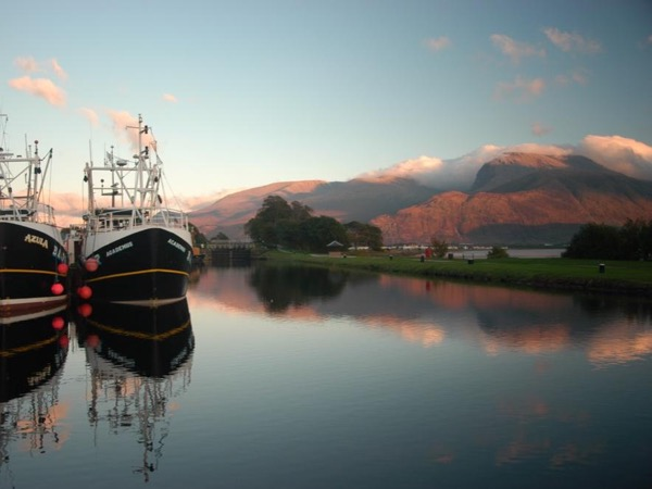 The Wee Fort William Tour