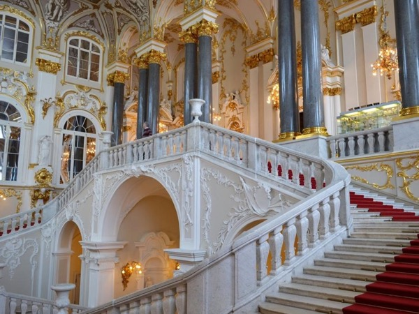 Half Day Tour to the Hermitage and Peter & Paul Fortress