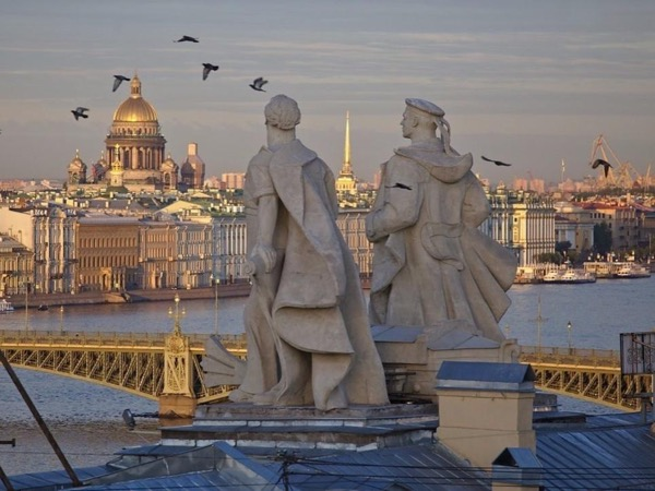 First Rate 2-Day Royal Saint Petersburg Private Tour