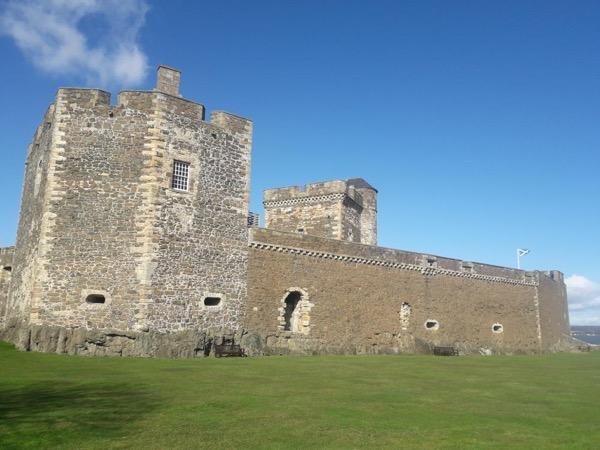 Outlanders and Outlaw Kings - Callendar House to Edinburgh