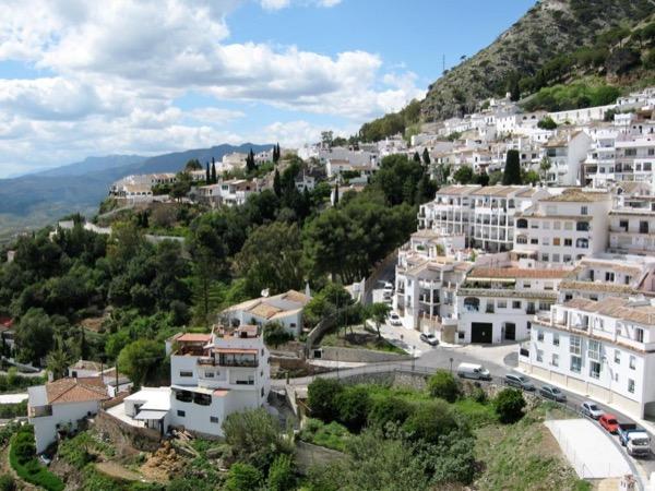 Mijas, Marbella and Puerto Banus FD Shore Excursion