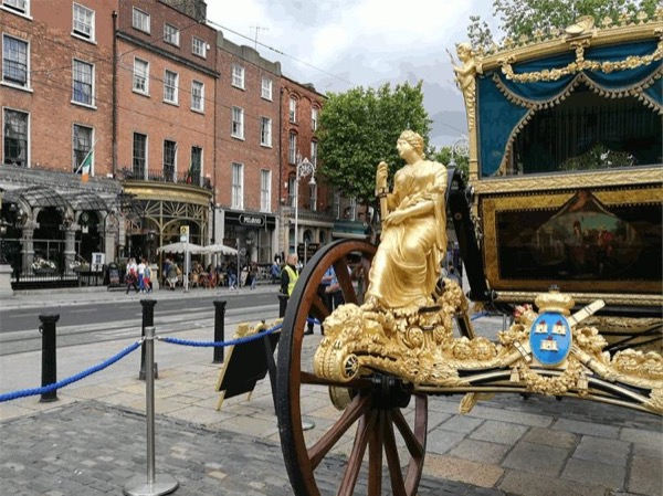 Dublin: Rich and Poor
