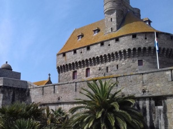 Discovering the privateer city Saint-Malo
