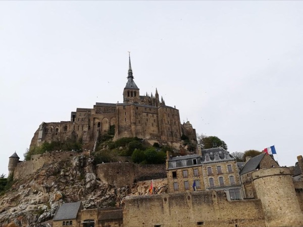 Mont Saint Michel Private Tour From Rennes