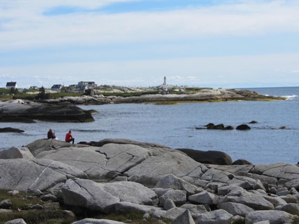Peggy's Cove and Area Private Sightseeing Tour