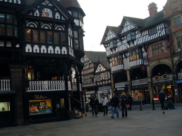 Full Day Trip to Chester & Liverpool Shore Excursion Tour