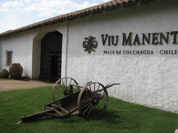 Colchagua & Cachapoal Valley Wine Tour