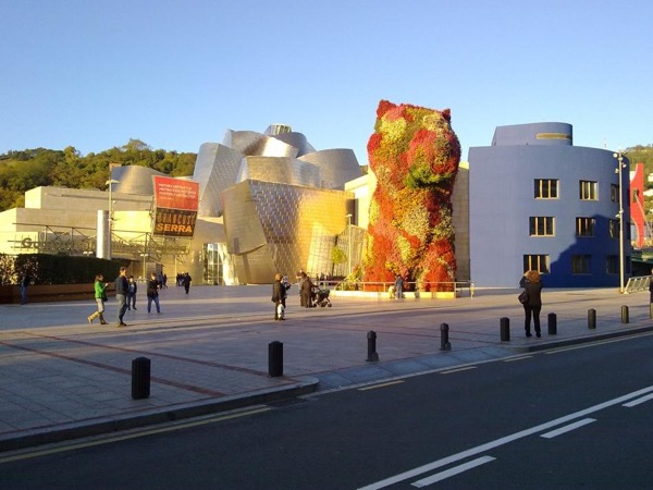 Bilbao City Center and Guggenheim Museum Shore Excursion Private Tour