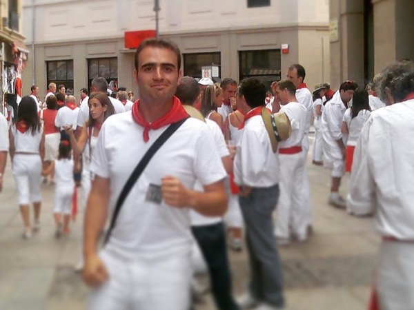 Pamplona private tour, a city with running of the bulls in their streets