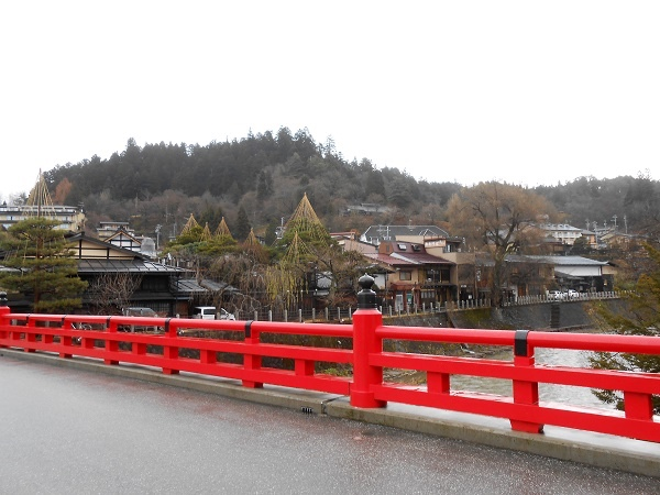 Old merchant town Takayama one-day tour