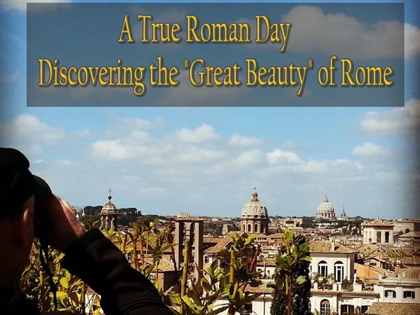 A True Roman Day, Discovering the
