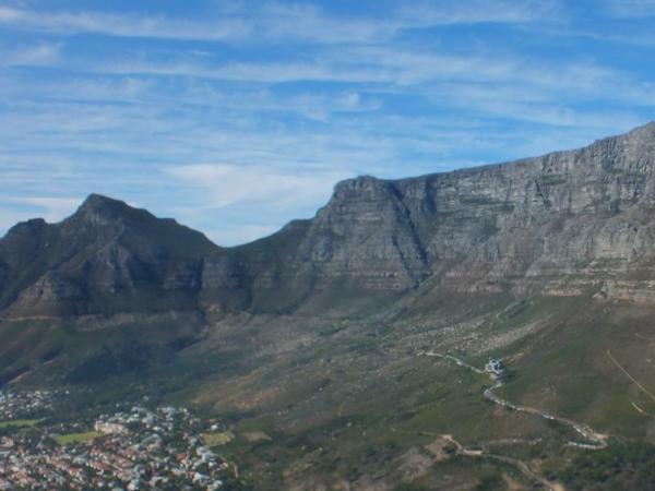 Cape Town private City tour