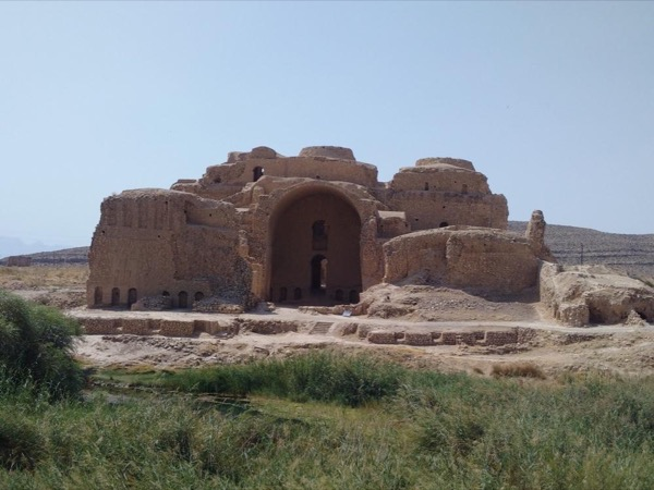Firuzabad and Bishapour: history, nature and nomad tour