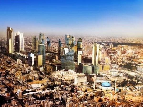Jordan, Amman City tour