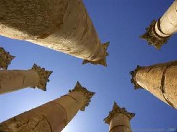 Jerash Tour - The complete plan Roman City