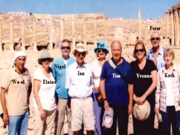 Private Half Day Jerash and Amman City Sightseeing Tour