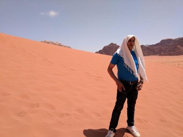 Wadi Rum & Dead Sea tour