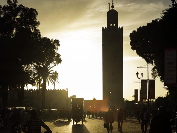 Marrakech historical walking private tour