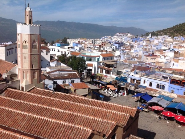 Marrakech-Fes-Chefchaouen.