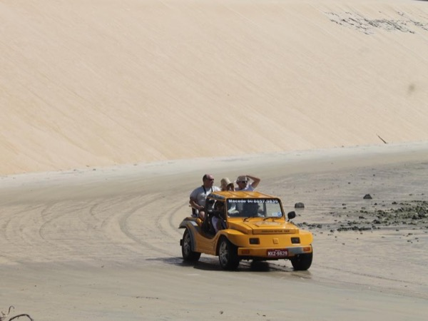 Buggy Ride on the Sand Dunes !!!