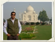 Private tour guide Mohd
