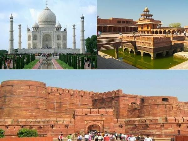 World heritage guided private tour of Agra.