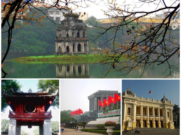 Ha Noi - 1000 years of History and Religion