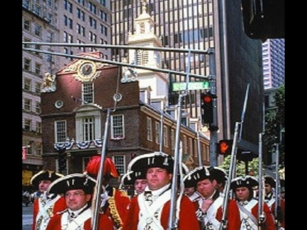 Boston Sightseeing and Shore Excursion Tour