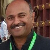 Private tour guide Yogendra