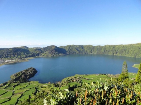 Sete Cidades Half Day - Car up to 3 people