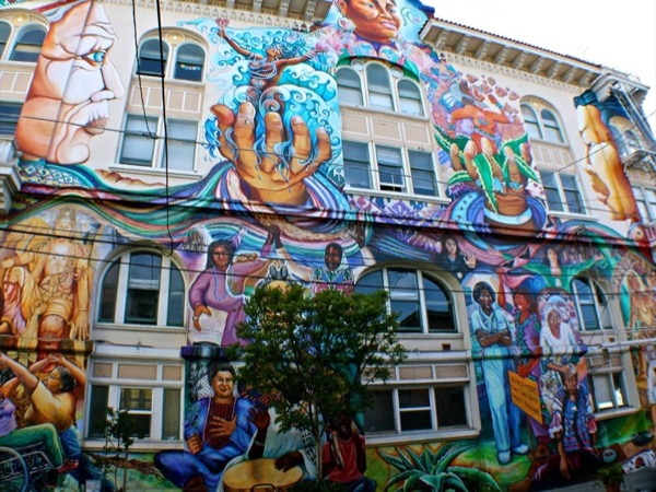 Castro and Mission Loop - A Private tour