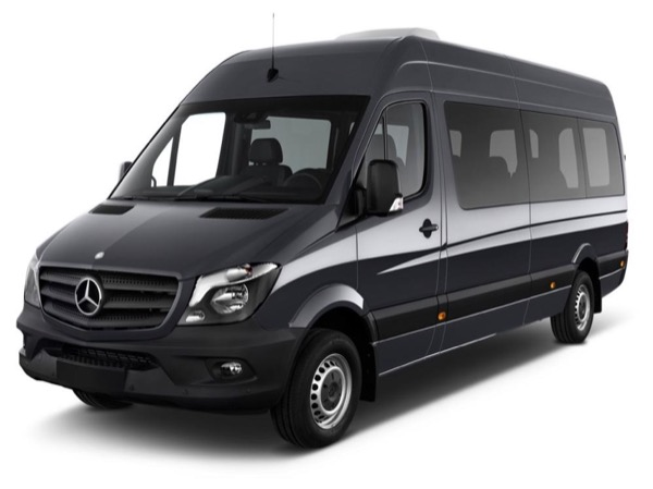 Private NYC Sprinter Tour up to 10 people (4 Hour)