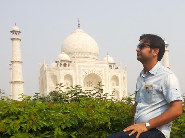 Private tour guide Pushpendra
