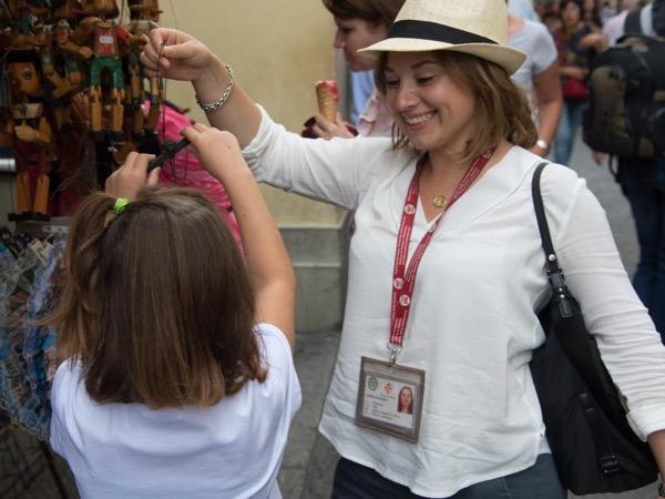 Private tour guide Francesca P.