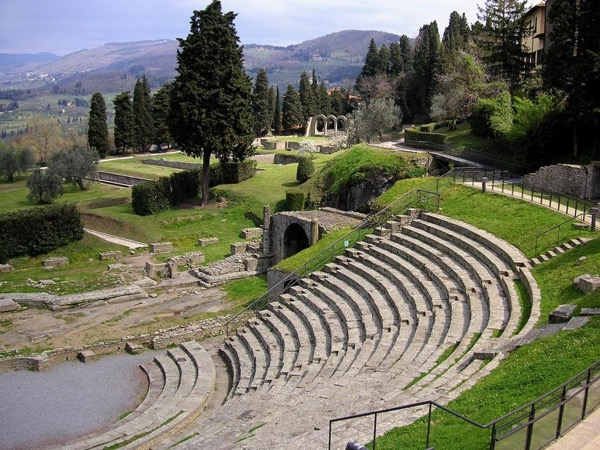Fiesole, the hill of the Etruscans and the mother of Florence