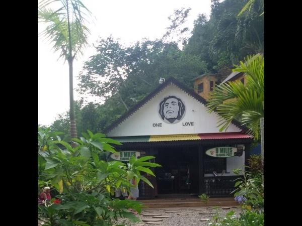 Bob Marley Mountain Private Tour