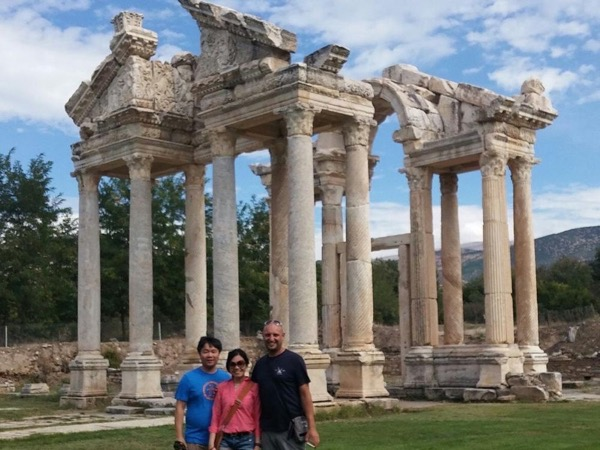 Aphrodisias and Pamukkale (Hierapolis) - Private Tour