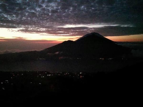 Bali sunrise mount Batur trekking