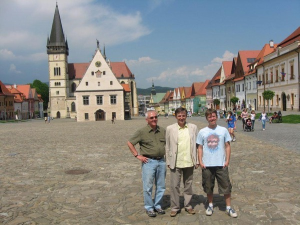 Bardejov and Wooden Churches Tour