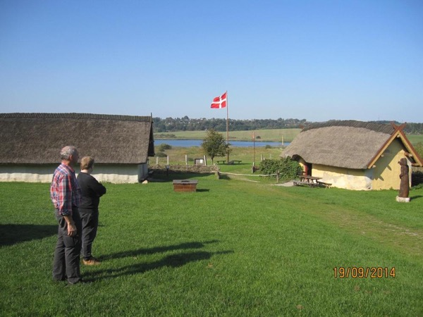 Aarhus - In the footsteps of the vikings - the change to Christianity.