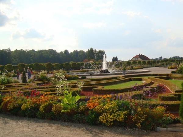 Rundale palace
