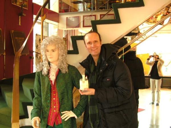 Private tour guide Marc