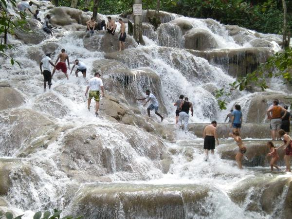 Montego Bay Dunns River Falls Excursion