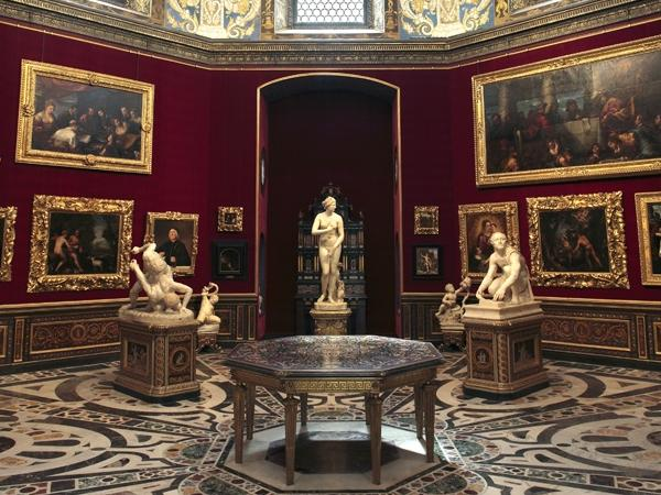 Florence and the Uffizi gallery private tour