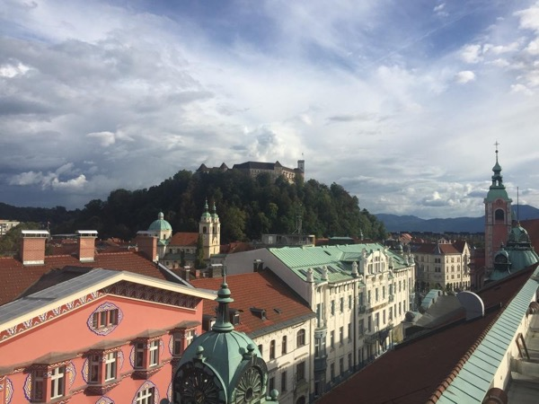Ljubljana Private Walking tour, 2 hours