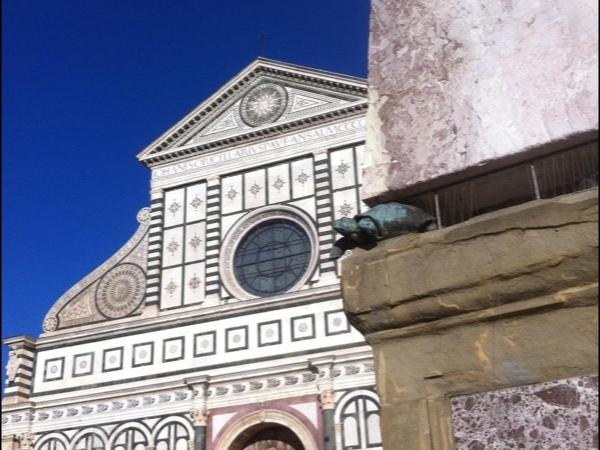 Private tour of the great Churches in Florence