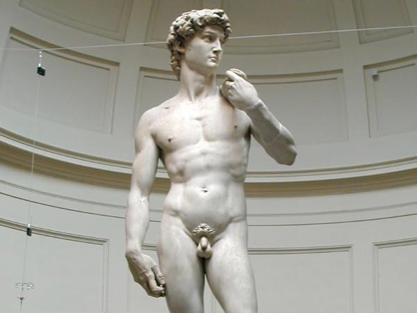 Michelangelo's tour in Florence