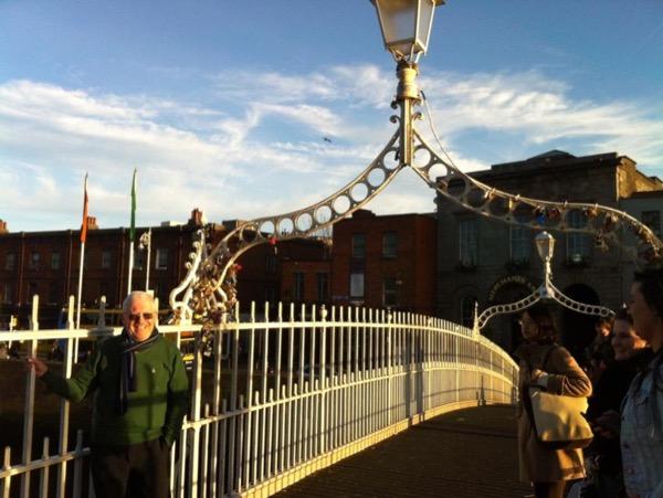 Dublin City Centre Familiarisation Tour