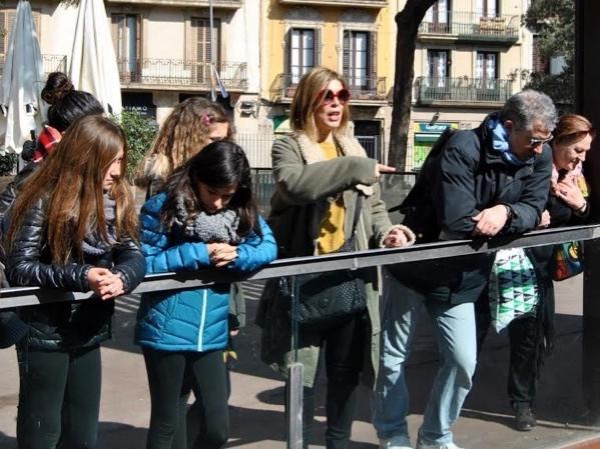 4 hrs - Barcelona Shore Excursion - Private chauffered tour